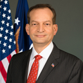 Alex Acosta, US Secretary of Labor