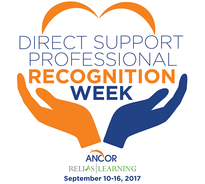 2017 Direct Support Professional Recognition Week is September 10